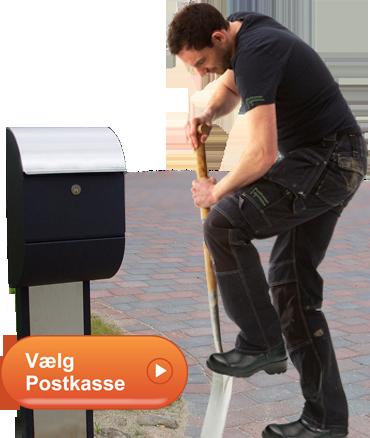 Spørgsmål og svar vedr. postkasser, montering og opsætning af postkasser
